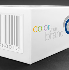 TTR - color your brand